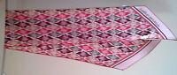 New Italian Silk Ungaro Scarf, Vintage, Genuine 100%