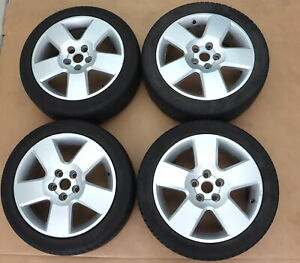 Skoda Superb Alufelgen 2225/45 R17 3U0601025E Solid 7x17 ET37 ohne Reifen