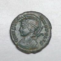 (332-3) Roman Empire - Constantinopolis AE Follis, Trier Mint.
