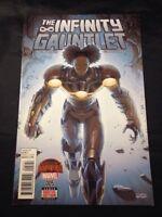 Infinity Gauntlet #5 Marvel Comics January 2016 VF Secret Wars Thanos