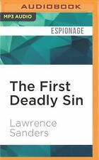Edward X. Delaney: The First Deadly Sin 2 by Lawrence Sanders (2016, MP3 CD,...