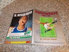 ALBUM CALCIATORI PANINI 1985-86 1986 VUOTO ORIGINALE OTTIMO + CEDOLA FIGURINE