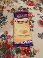 Cadbury Caramilk Chocolate Block 180g Not recalled Expiry 09/20