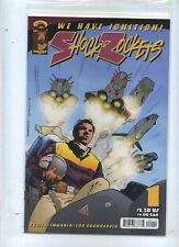 Shock Rockets 1-6 NM Image Comics full run  CBX40B