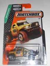 MATCHBOX ROCK SHOCKER MBX EXPLORERS 125 OF 125