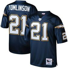 San Diego Chargers LaDainian Tomlinson Mitchell & Ness 2002 Authentic Jersey