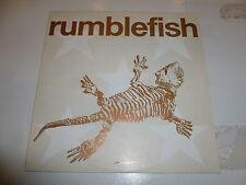 """RUMBLEFISH - Don't leave me - 1988 UK 4-Track 12"""" Vinyl Single"""