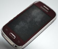 Samsung Galaxy Young GT-S6310 - 4GB - Red (Unlocked) Smartphone