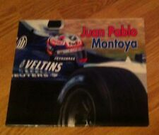 Formula 1 JUAN PABLO MONTOYA POSTER 24x36 inch