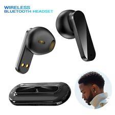 Bluetooth 5.0 Wireless Earbuds Noise Canceling Headphone Tws Stereo Bass Headset