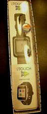 iTouch Play Zoom Kids Smartwatch Green/Camo astronaut design Touch Screen NEW