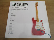 The Shadows ‎– At Their Very Best   Vinyl LP Compilation UK89 Pop Rock 841 520 1
