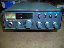 Midland ALAN 48 OLD 40 CANALI AM/FM mod.ILLUMINATO 5 Watt con PLL LC7120 !!!