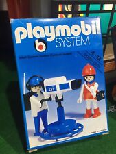 Playmobil 3571 Vintage Tv Reporters Set **Amazing Condition**