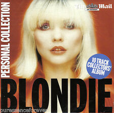 BLONDIE - Personal Collection (UK 14 Tk CD Album) (Mail On Sunday)