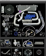 Complete Turbo/Intercooler Kit for 1988-2000 Honda Civic/CRX/Del Sol D- Series