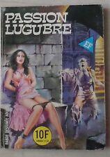 passion lugubre Les  grands classiques de l'epouvante n° 104
