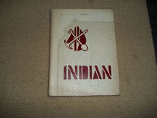 "1949 ANDERSON INDIANA HIGH SCHOOL YEARBOOK ""The Indian"""