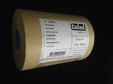 Colad 206021 Braunes Abdeckpapier 50g , 21cm x 300 m auf Rolle
