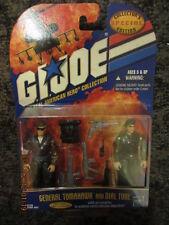 "G.I Joe ""A Real American Hero"" General Tomahawk & Dial Tone w/ accessories"