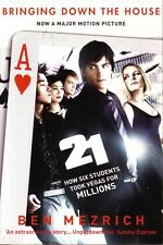 BRINGING DOWN THE HOUSE - Ben Mezrich - How Six Students took Vegas for Millions