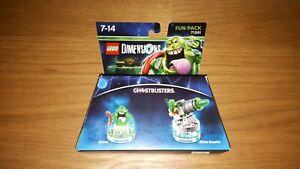Lego Dimensions Fun Pack 71241: Slimer - Ghostbusters - neuwertig mit OVP