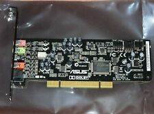 Asus Xonar DG Sound Card INCLUDES HEADPHONE AMP PCI card NEW