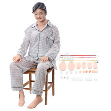 1.6M Advanced Multifunctional Nursing Training Manikin Female Model Mannequin US