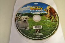 Adventures of Bailey: The Lost Puppy (DVD, 2012)Disc Only Free Shipping 9-104