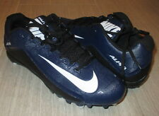 NIKE Midnight Navy ALPHA STRIKE 2 D FOOTBALL CLEATS Shoes MENS 10 44 NEW 745969