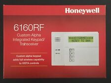 Honeywell/Ademco 6160RF Custom Alpha Integrated Keypad/Transceiver (NEW&SEALED)
