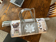 Lotus Trolley Bag Reusable Shopping Bag System Insulated - BRAND NEW