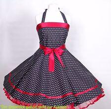 Kleid 50er Jahre zum Petticoat Rockabilly,Abiball,Konformation,Karneval Gr.38-42