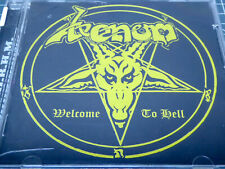 VENOM * Welcome To Hell * NM (CD)