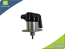 New Kubota Stop Solenoid M105S M105X M6800 M8200 M8540 M9000 M9540 M95S M95X M96