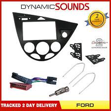 Doppel Din Auto CD Stereo Einbaublende Adapter Set für Ford Focus 1995-2005 MK1