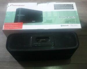 Pioneer XW-BTS3-K 30W Wireless Bluetooth Speaker *no remote*