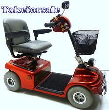 Elektromobil Elektroscooter Shoprider DeLuxe AKKU NEU Elektrorollstuhl TFS742