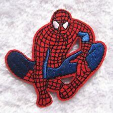 écusson, patch, spiderman 7cm
