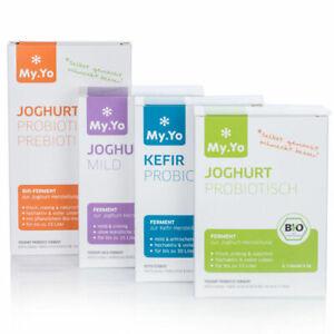My.Yo Joghurtferment zur Joghurtherstellung, Joghurtkulturen AKTION