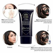 Mineral Blackhead Acne Remover Face Purifying Pore Cleansing Peel-Off Black Mask