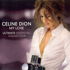CELINE DION MY LOVE Ultimate Essential Collection 2 CD NEW unsealed