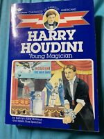 Childhood of Famous Americans: Harry Houdini : Young Magician by Kathryn...