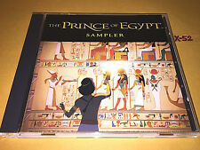 PRINCE OF EGYPT sampler CD winans whitney mariah boyz ii men HANS ZIMMER winans