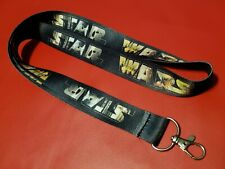 "STAR WARS - 19"" LANYARD - Neck Strap Keychain ID Holder"