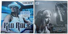 KID ROCK   COCKY USA  EXCLUSIVE  TURQUOISE COLOURED VINYL   DOUBLE  LP