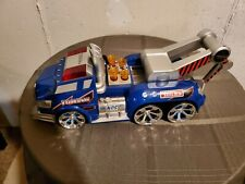 TONKA TOW TRUCK BATTERY OPERATED