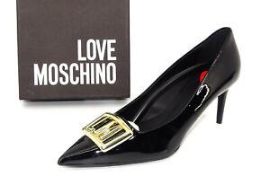 LOVE MOSCHINO GROUP Schuhe Pumps Slipper Halbschuhe Damenschuhe Gr 39 - 6