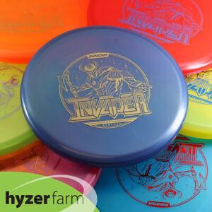 Innova CHAMPION LUSTER INVADER *pick weight & color* Hyzer Farm disc golf putter