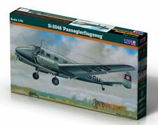 SIEBEL Si-204 A (GERMAN /DLH, LUFTAFFE/, SPANISH & FRENCH MKGS) #F15 MISTERCRAFT
